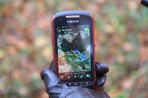 Tracker Hundeortungsgerät