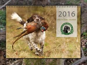 Wachtelhundkalender 2016