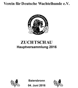 Zuchtschau-Baiersbronn-Katalog