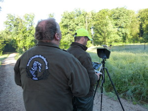 Hampl-Walch bei der Suche